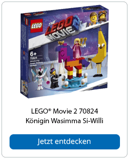 LEGO® Movie 2 70824 Königin Wasimma Si-Willi