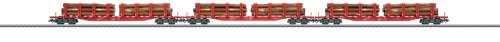 Märklin 47144 Rungenwagen-Set DB AG