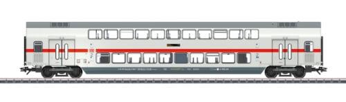 Märklin 43482 H0 IC-Doppelstockwagen 2.Kl.DB AG