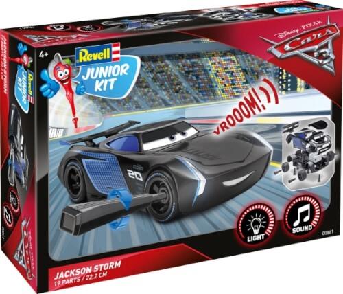 REVELL 00861 Cars Modellauto Jackson Storm 1:20, ab 4 Jahre