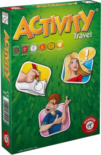 Piatnik 6041 Activity Travel