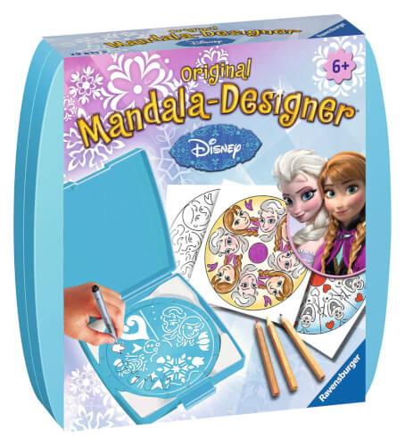Ravensburger 29835 Disney Frozen - Die Eiskönigin Mini Mandala-Designer
