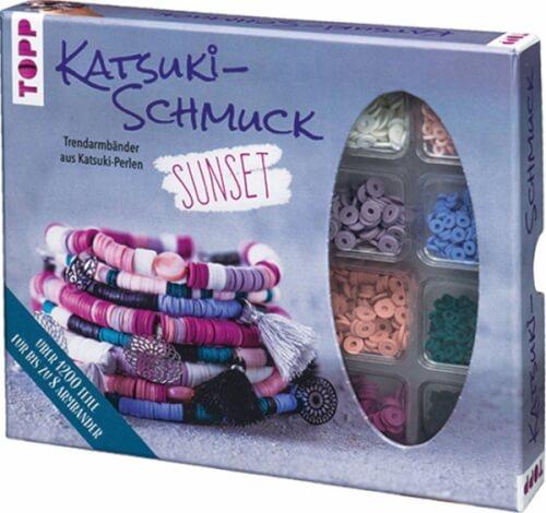 Katsuki Schmuckset Sunset