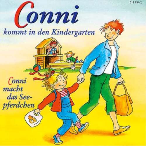 CD Conni 1: kommt in den Kindergarten