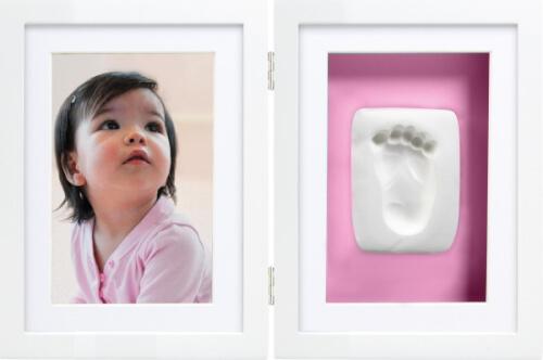 Pearhead P63004 Tischbilderrahmen mit Abdruck