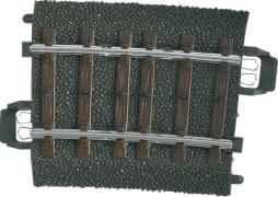 Märklin 24206 H0-Gleis geb.r437,5 mm,5,7 Gr.