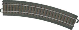 Märklin 24224 H0-Gleis geb.r437,5 mm,24,3 Gr.