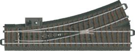 Märklin 24611 H0-Weiche links r437,5 mm,24,3 G