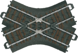 Märklin 24649 H0-Kreuzung 103,3 mm