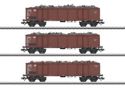 Märklin 46914 H0 Güterwagen-Set Eaos 106 DB