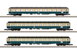 Märklin 87211 Z Personenwagen-Set Abteilwagen