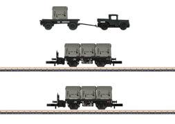 Märklin 82329 Z Behältertragwagen-Set DB