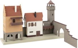 H0 B-923 Stadtmauer