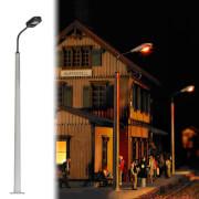 H0 Betonmast-Lampe