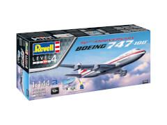 REVELL Boeing 747-100, 50th Anniversary 1:144