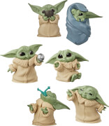 Hasbro F12135L0 Star Wars The Child, Bounty Collection, sortiert