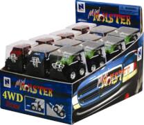 D/C Mini Monster 4WD Friktion