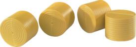 Bruder 02344 Zubehör: 4 Rundballen für CLAAS Rollant, ab 3 Jahren, Maße: 22,9 x 7,6 x 19 cm