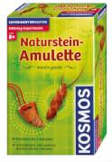 Kosmos Mitbringexperiment Naturstein-Amulette