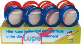 Pfiffikus - Vergrößerungsglas, sortiert