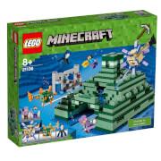 LEGO® Minecraft 21136 Das Ozeanmonument, 1122 Teile