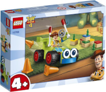 LEGO® Toy Story 10766 Woody & Turbo