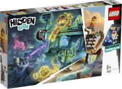 LEGO®  70422 Angriff auf die Garnelenhütte