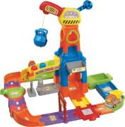 Vtech 80-146604 Tut Tut Baby Flitzer - Baustelle, Kunststoff, ab 12 Monate - 5 Jahre