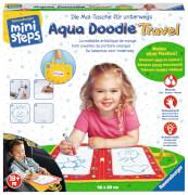 Ravensburger 04544 ministeps® Aqua Doodle Travel