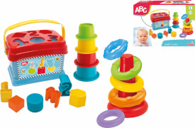 ABC Baby Spielset, Ringpyramide