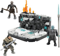 Mattel GKG96 Mega Construx Probuilder Game of Thrones Schlacht hinter der Mauer