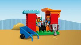 LEGO® DUPLO® 10813 Große Baustelle, 65 Teile