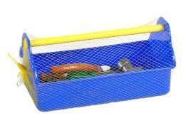 Outdoor active Spiel-Werkzeugkasten mit Werkzeug, 6-teilig