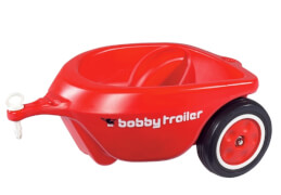 BIG New BIG-BOBBY-CAR Anhänger, rot