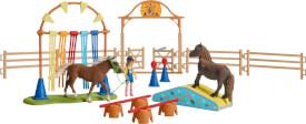 Schleich 42481 Pony Agility Training