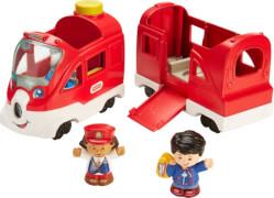 Mattel Fisher Price Little People interaktiver Zug mit Licht und Geräuschen