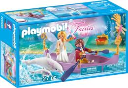 Playmobil 70000 Romantisches Feenboot