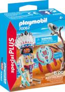 PLAYMOBIL 70062 Indianerhäuptling