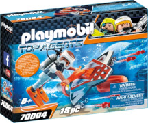 Playmobil 70004 SPY TEAM Underwater Wing