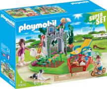 Playmobil 70010 SuperSet Familiengarten