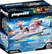 PLAYMOBIL 70234 Spy Team Fluggleiter
