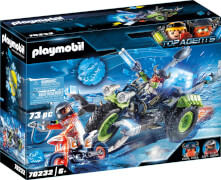 PLAYMOBIL 70232 Arctic Rebels Eistrike