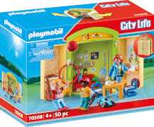 PLAYMOBIL 70308 Spielbox ''Im Kindergarten''