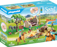 PLAYMOBIL 70329 Sommercamp