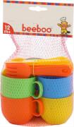 Beeboo Kitchen Spiel-Service für 4 Personen, 20-teilig