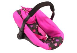 CHIC 2000 Puppen-Autositz Pinky Balls