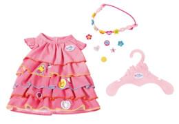 Zapf BABY born® Sommerkleid Set mit Pins, ab 3 Jahren