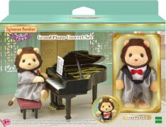 Sylvanian Families Klavierkonzert Set (inkl. 1 Figur)