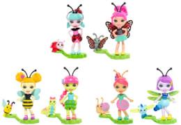 Mattel FXM86 Enchantimals Blütenpark-Freunde