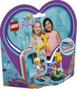 LEGO® Friends 41386 Stephanies sommerliche Herzbox, 95 Teile, ab 6 Jahre